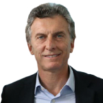 Mauricio Macri exclusivo