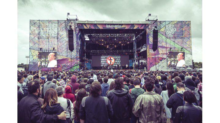 Bad Religion. Una multitud vivó al grupo en el hipódromo de San Isidro.