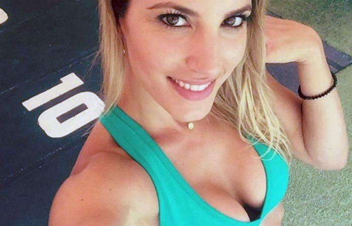 Instructora de aerobics del bodytech 1 - 1 part 8