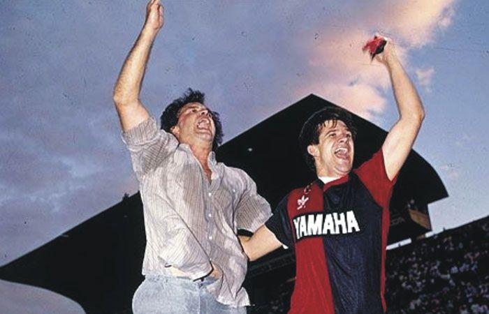 Newells, carajo, a 25 años del grito campeón de Bielsa