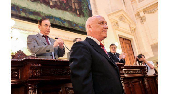 Bonfatti fue elegido por unanimidad como el próximo presidente de la Cámara de Diputados
