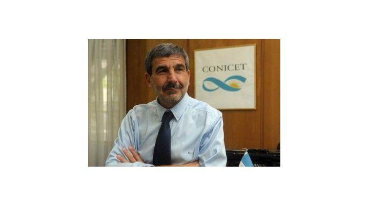 Salvarezza deja su cargo el 9 de diciembre.