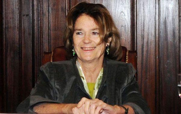 La jueza Hihgton de Nolasco presentó el año pasado un amparo para seguir en su cargo más allá de los 75 años.