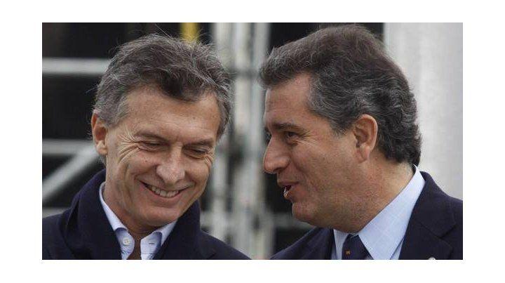 Promesa. Macri tomó la agenda de reclamos de la Rural en campaña. Ayer Etchevere le recordó que debe cumplirla.