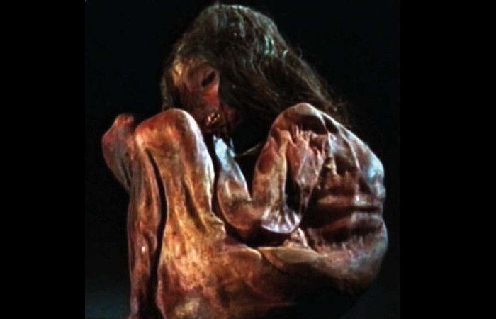 La momia del Aconcagua se conservó unos veinte años en una cámara de frío en la provincia de Córdoba.