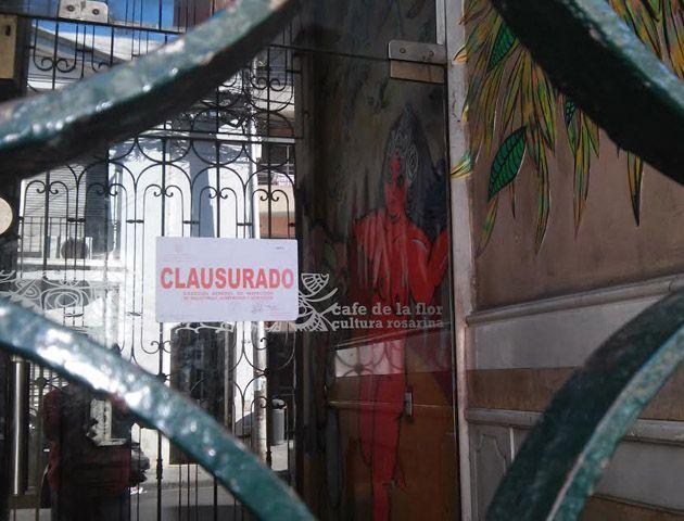 El local fue clausurado de manera preventiva por la Municipalidad. (Foto: S. Meccia)