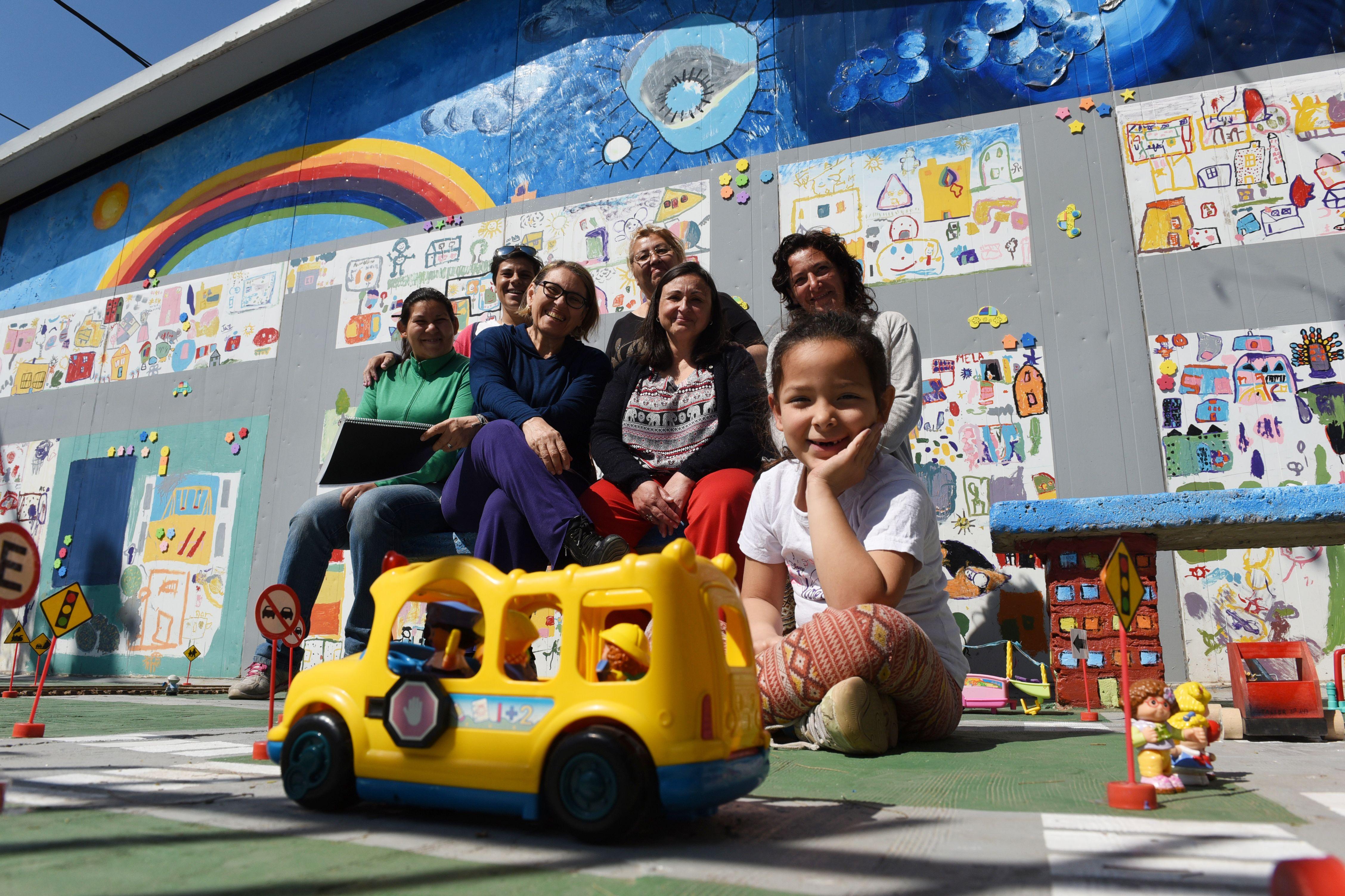 Juegos y juguetes para aprender educación vial en el jardín de infantes