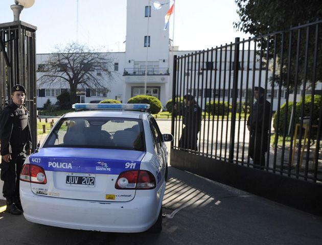 Ganón cargó contra las cambios en la fuerza de seguridad santafesina.