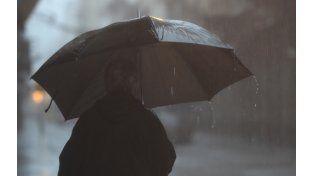 Domingo pasado por agua: se pronostican lluvias y tormentas para toda la jornada