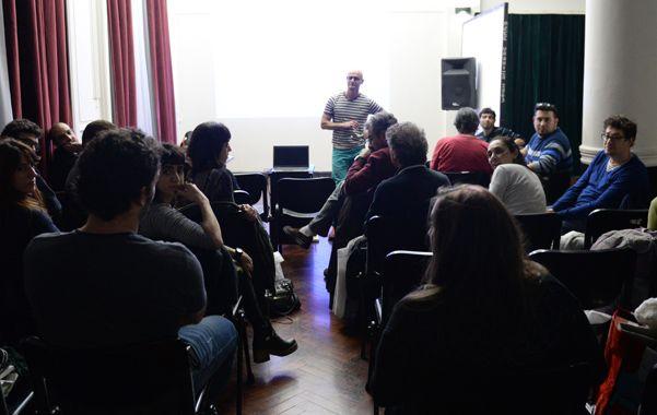 capacitación. Productores y pequeños emprendedores de la región participaron de la primera jornada del Mica.