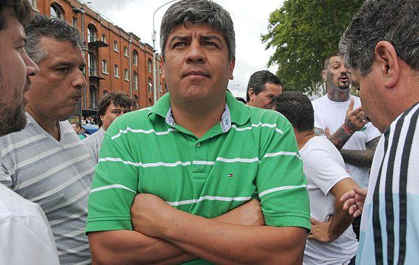 Moyano: Si quieren tres millones por Zampedri que se quede en Central