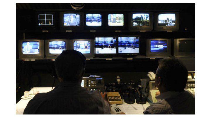 El control. Un sector clave de las instalaciones ubicadas en la zona oeste de la ciudad.