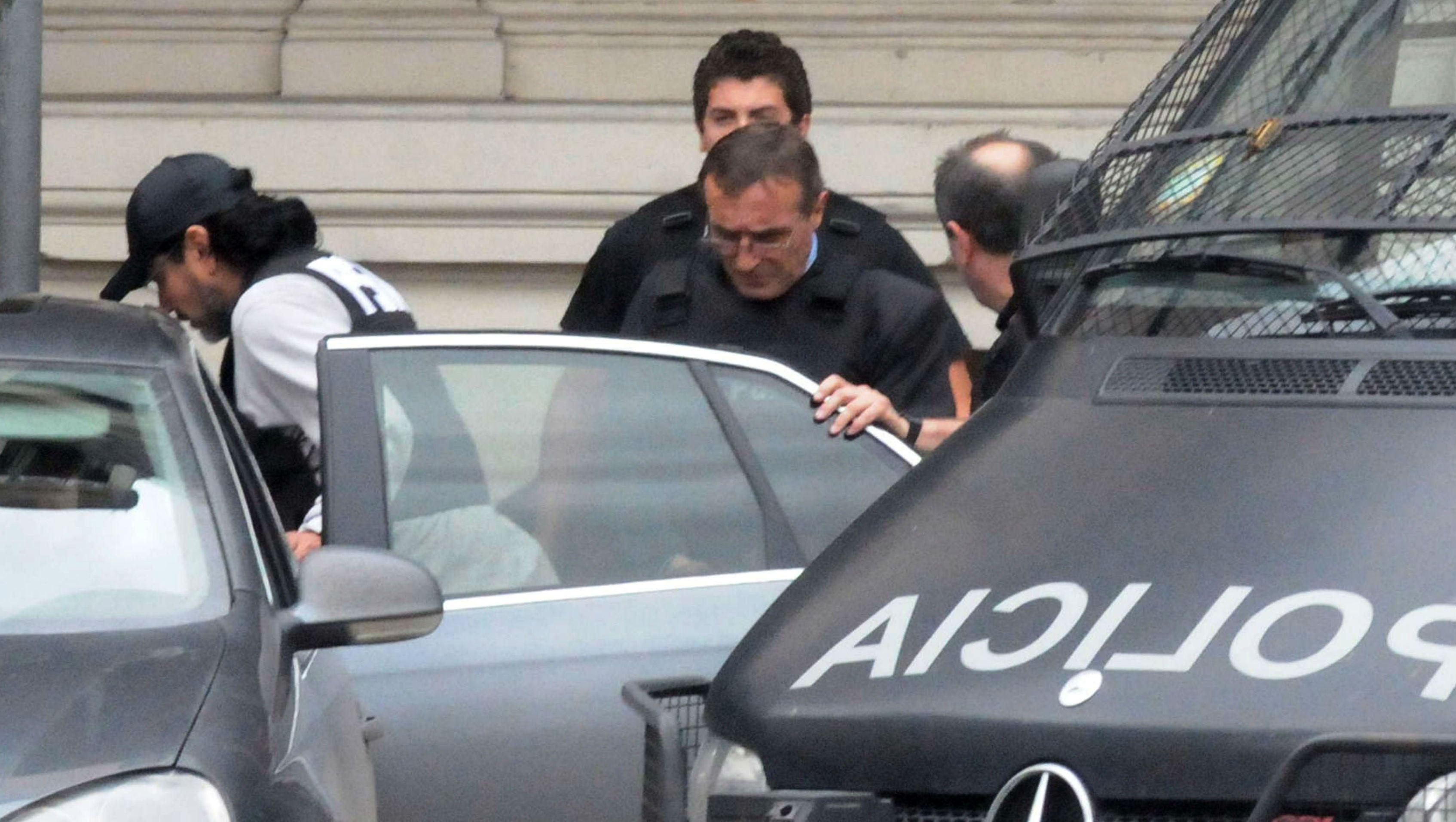 Volvieron a detener al exjefe de la policía provincial Hugo Tognoli