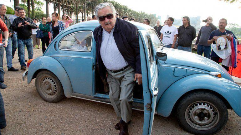 Resultado de imagen para el carro de pepe mujica