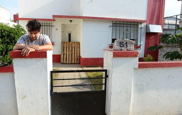 Rompen A Patadas La Puerta Para Saquear Una Vivienda En Zona Sur