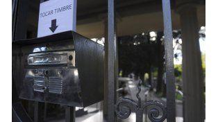 Los administradores decidieron cerrar las puertas ante la ola de robos que se registran en el lugar. (Foto: V.Benedetto)