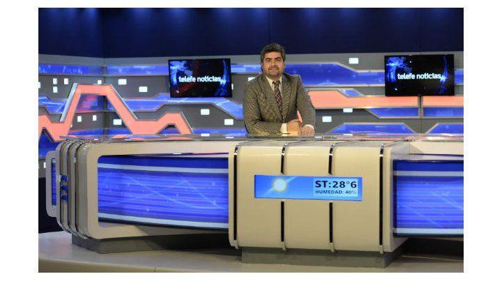 Descontracturado. El estilo periodístico afable de Farhat emerge como una de las mayores expectativas en relación a los cambios en la pantalla del 5.