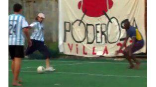 Villa Zavaleta y la favela Cidade de Deus muestran la otra realidad del Mundial
