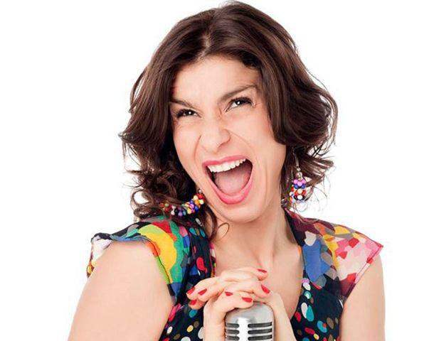 Gutmann dijo que no es actriz y que el stand up no le sacó el trabajo a nadie.