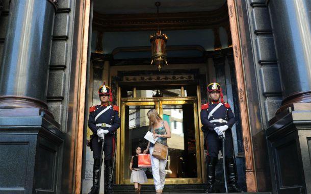 Patrimonio. La entidad se construye en el edificio Palacio Fuentes. (Foto: M. Bustamante)