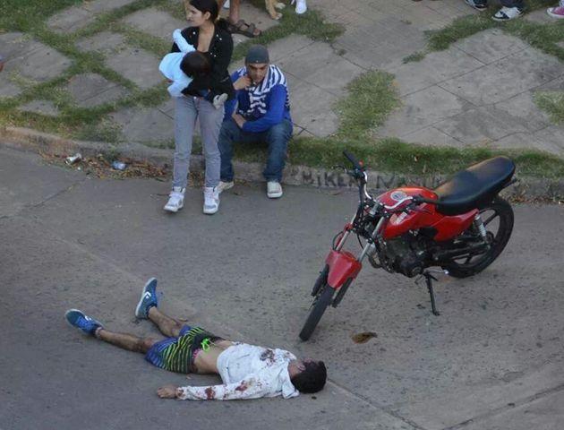 David Moreira recibió una feroz golpiza y falleció tres días después en el Heca.