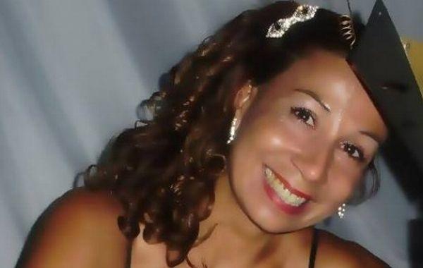 Sonia Pérez Llanzon ingresó al hospital con serias lesiones en las mamas.