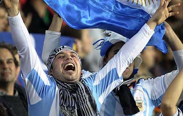Las cábalas más insólitas de los argentinos en los partidos