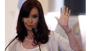 Al ruedo. La presidenta advirtió que no permitirá que le sigan saqueando el bolsillo a los argentinos.