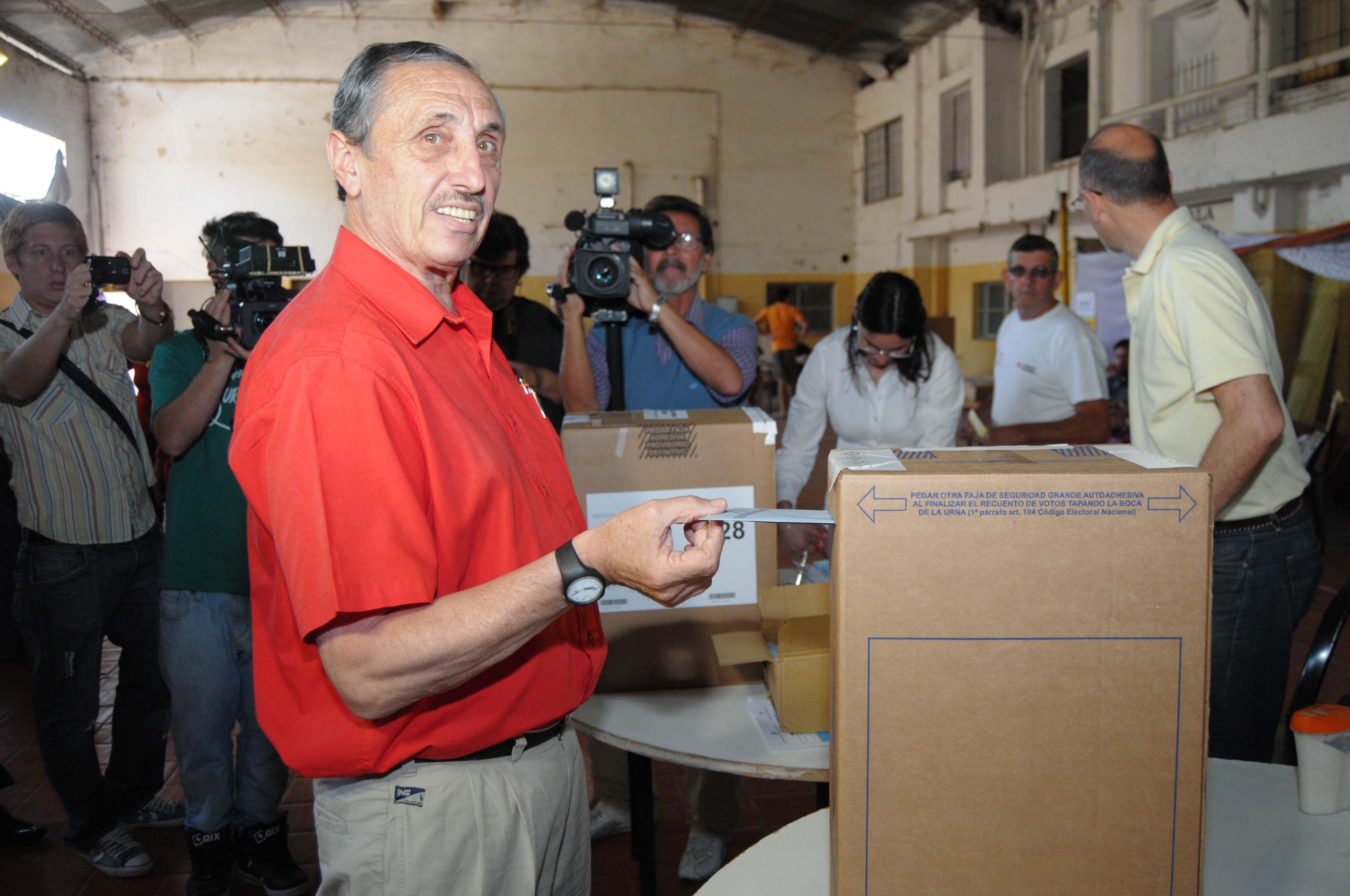 En las últimas elecciones Obeid fue electo diputado nacional por Santa Fe. (Foto Archivo)
