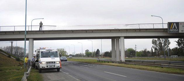 La autopista a Santa Fe