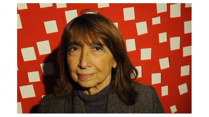 Pasión. Ana María Cué dijo que la poesía y el piano son intereses paralelos.