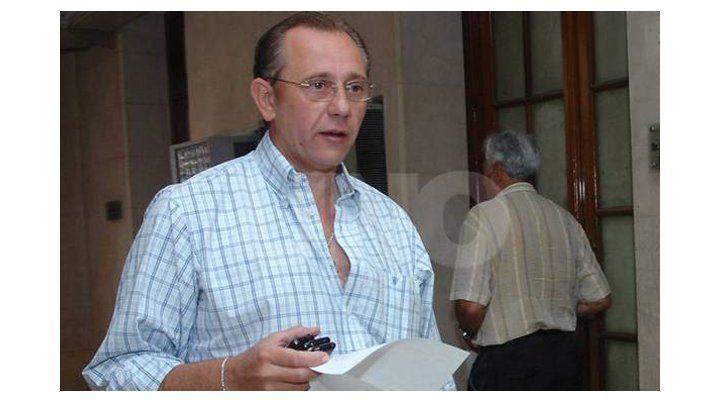 El extitular sabalero Germán Lerche.