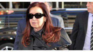 La presidenta ingresó después del mediodía a la Fundación Favaloro