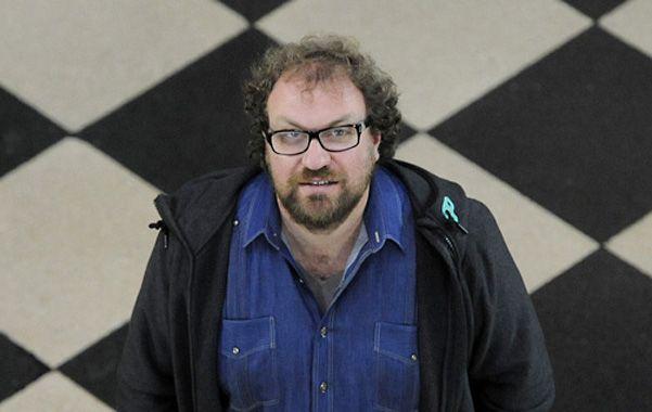 El creativo. Alvaro Díaz