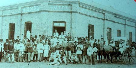 El libro Revuelta obrera y masacre en La Forestal. Sindicalización y violencia empresaria en tiempos de Yrigoyen (Editorial Biblos) fue presentado en Rosario la semana pasada.