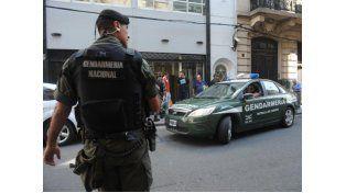 Alicia Ciciliani cuestionó a la Nación por el traslado de gendarmes a Buenos Aires.