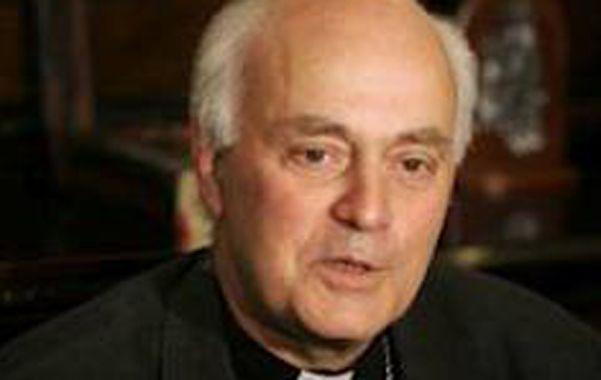 Cuestionado. El sacerdote Ilarraz fue prefecto del Seminario Menor.