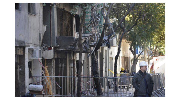 El acuerdo incluye que los trabajadores preserven las condiciones laborales de os afectados por la explosión