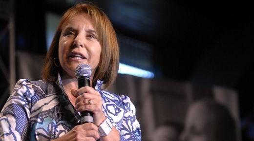 La ex senadora Chiche Duhalde señaló que la política es un ámbito duro y difícil