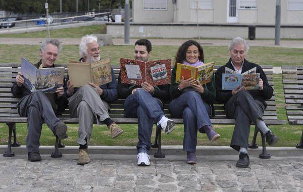 El Quinteto Municipal de Cuerdas.