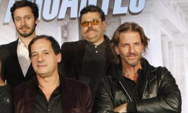 Julio Chávez y Facundo Arana comparten el protagonismo de Farsantes con Casero y Vicuña.