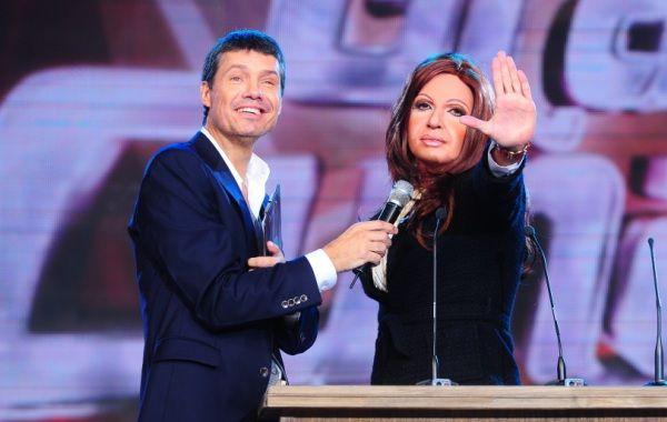 Binner cuestionó la banalización de la política que propone el programa de Marcelo Tinelli con los candidatos.