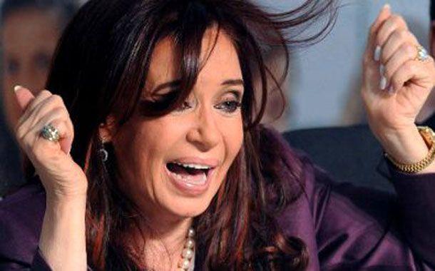 La presidenta argentina sería abuela en cinco meses.