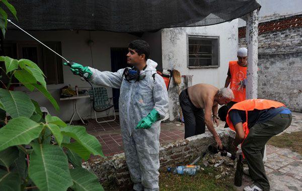 El área de Epidemiología de la provincia pide prevención para evitar los casos de dengue.