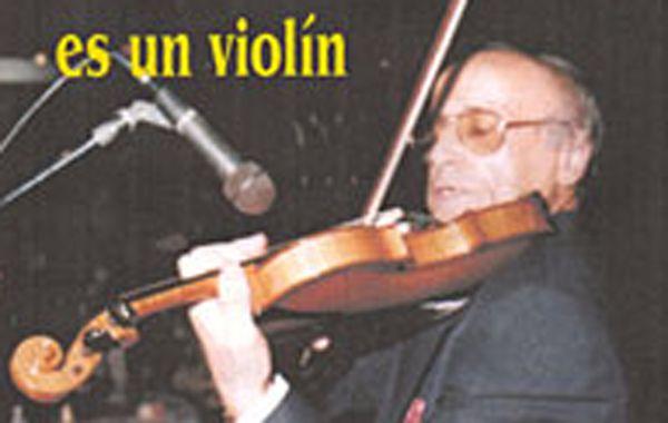 El prestigioso tanguero rosarino formó su agrupación con jóvenes que luego fueron muy reconocidos como Néstor Marconi