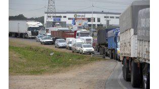 Los cortes producirán inconvenientes en el tránsito en toda la ciudad.