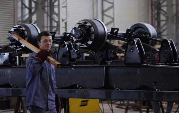 En la fábrica de Alvear trabajan más de 180 personas. La inversión se concretó con el aporte del programa de financiamiento productivo del Bicentenario implementado por el gobierno nacional.