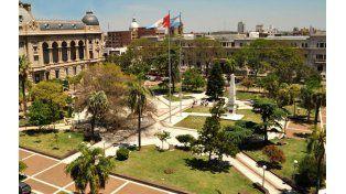 La ciudad de Santa Fe fue fundada por Juan de Garay el 15 de noviembre de 1573.