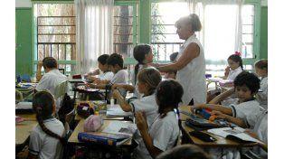 Apuntan a que los chicos alcancen a los 190 días de clase.