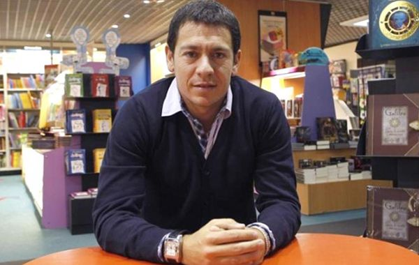 El atacante Luciano Galletti